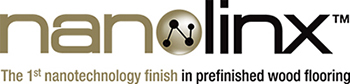 Nanolinx - The 1st nanotechnology finish in prefinished wood flooring