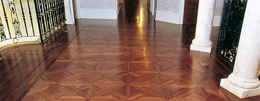 Abbey Wood Parquet Flooring 191
